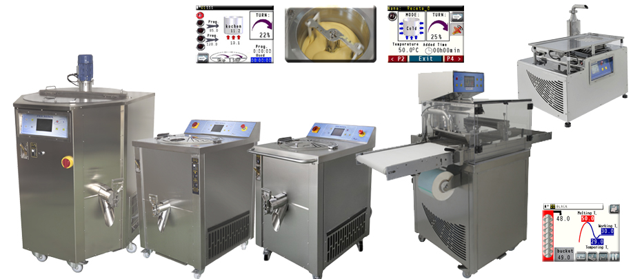 Mainco Pastry machinery