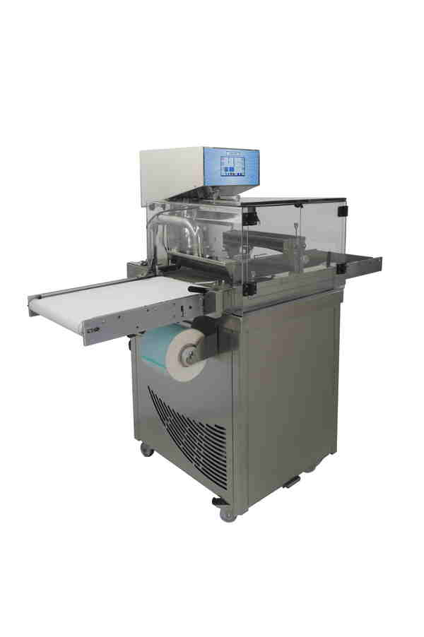 Continuous tempering machine for chocolate TCH50