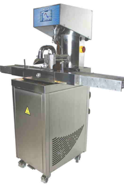 Continuous tempering machine for chocolate TCH20